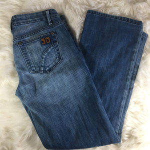 Joes Jeans Light Wash Boot Cut Jeans Size 27